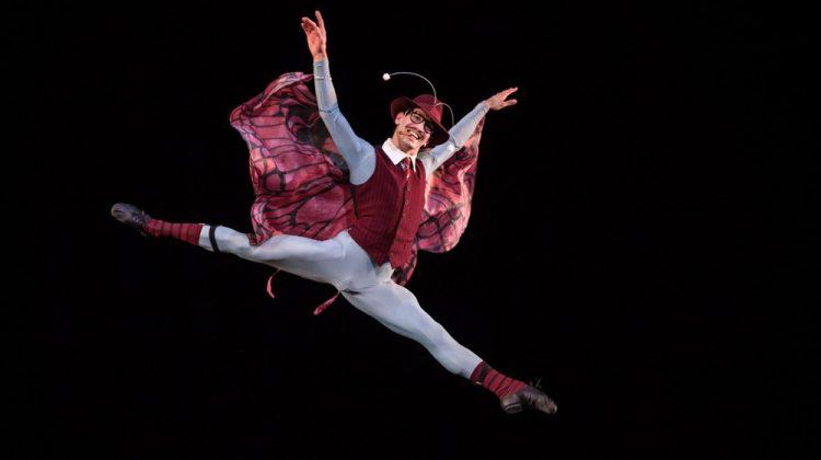Robbins-Preljocaj-Ekman with Eleonora Abbagnato and the Rome Opera Ballet