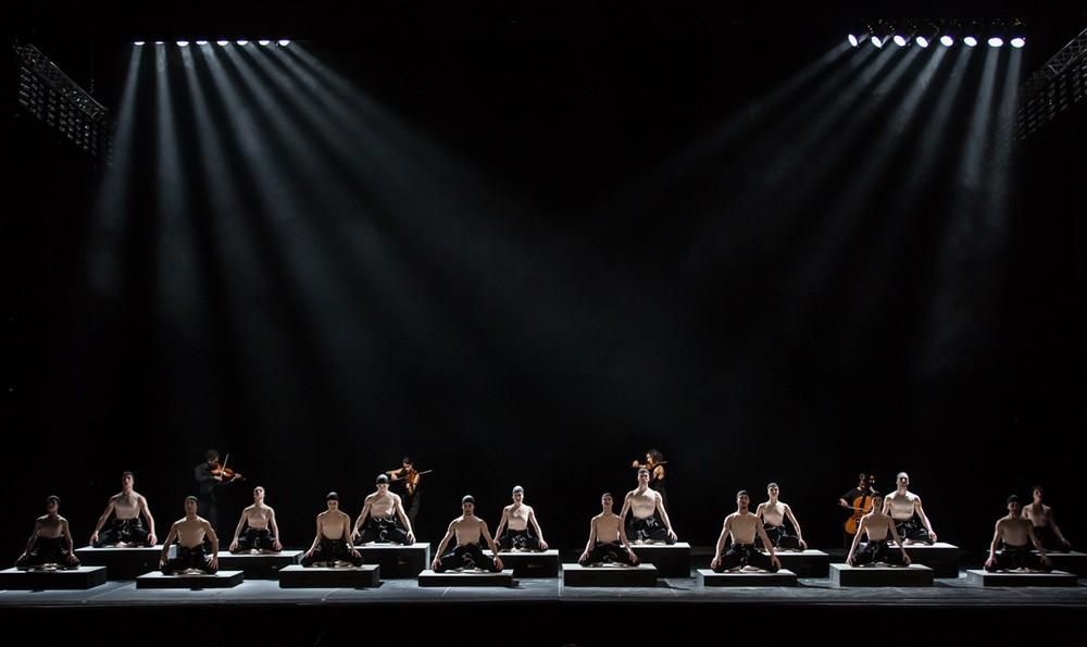 Cacti by Alexander Ekman, photo by Yasuko Kageyama, Teatro dell'Opera, Rome 2