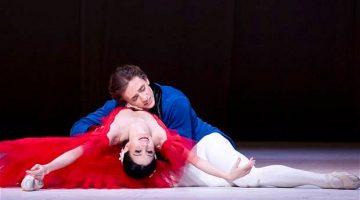 Sergei Polunin returns to dance with Natalia Osipova at The Royal Ballet